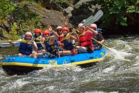 TN Rafting Pics
